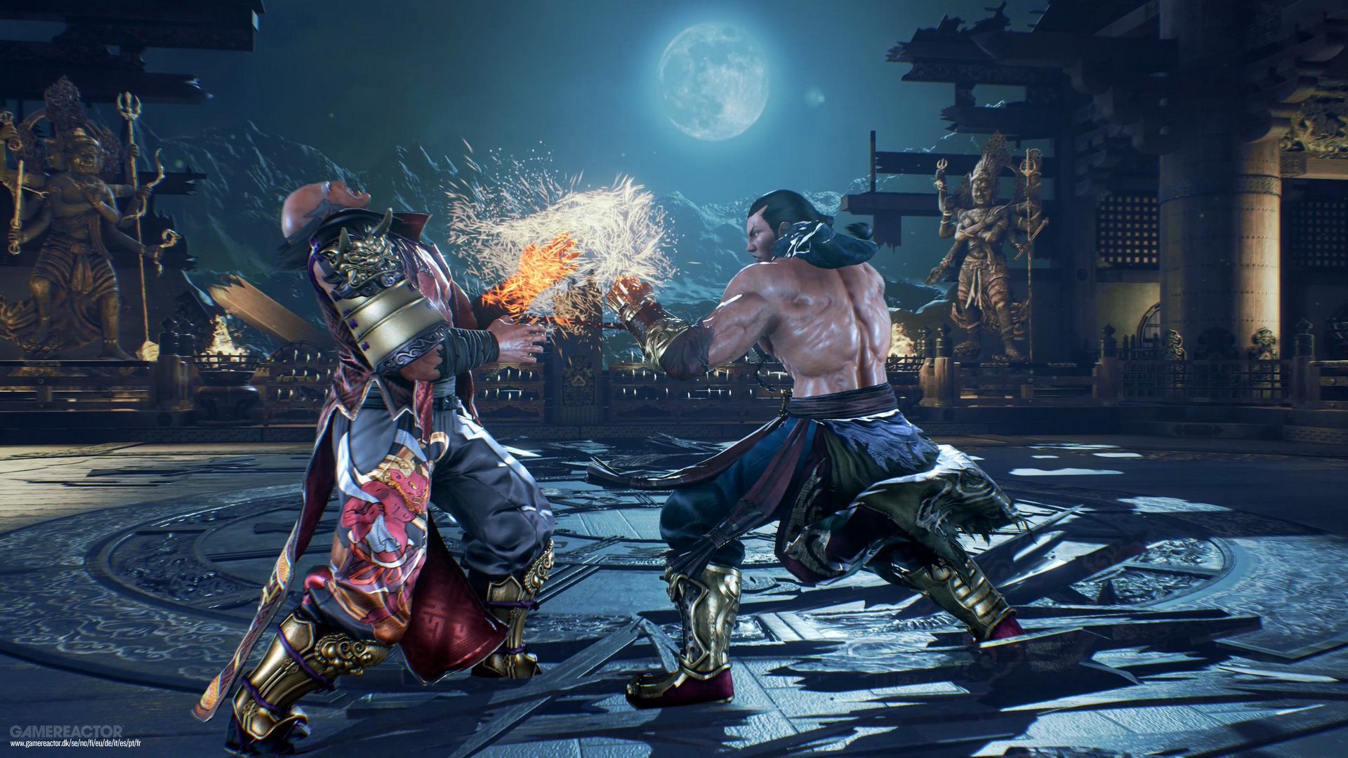 Tekken 7 Ps4 Pro And Xbox One Resolutions Unveiled