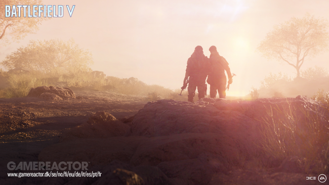 Battlefield V - War Stories Hands-on