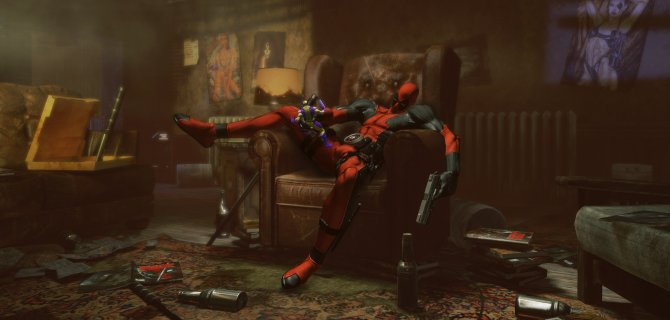 Deadpool Hands-On