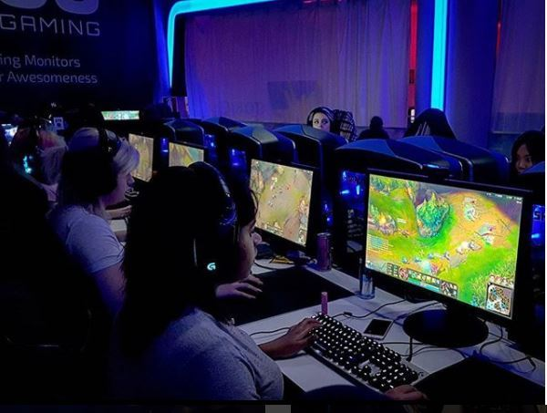 Female Legends receive funding to help women get into esports