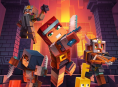 Check out the new co-op trailer for Minecraft Dungeons