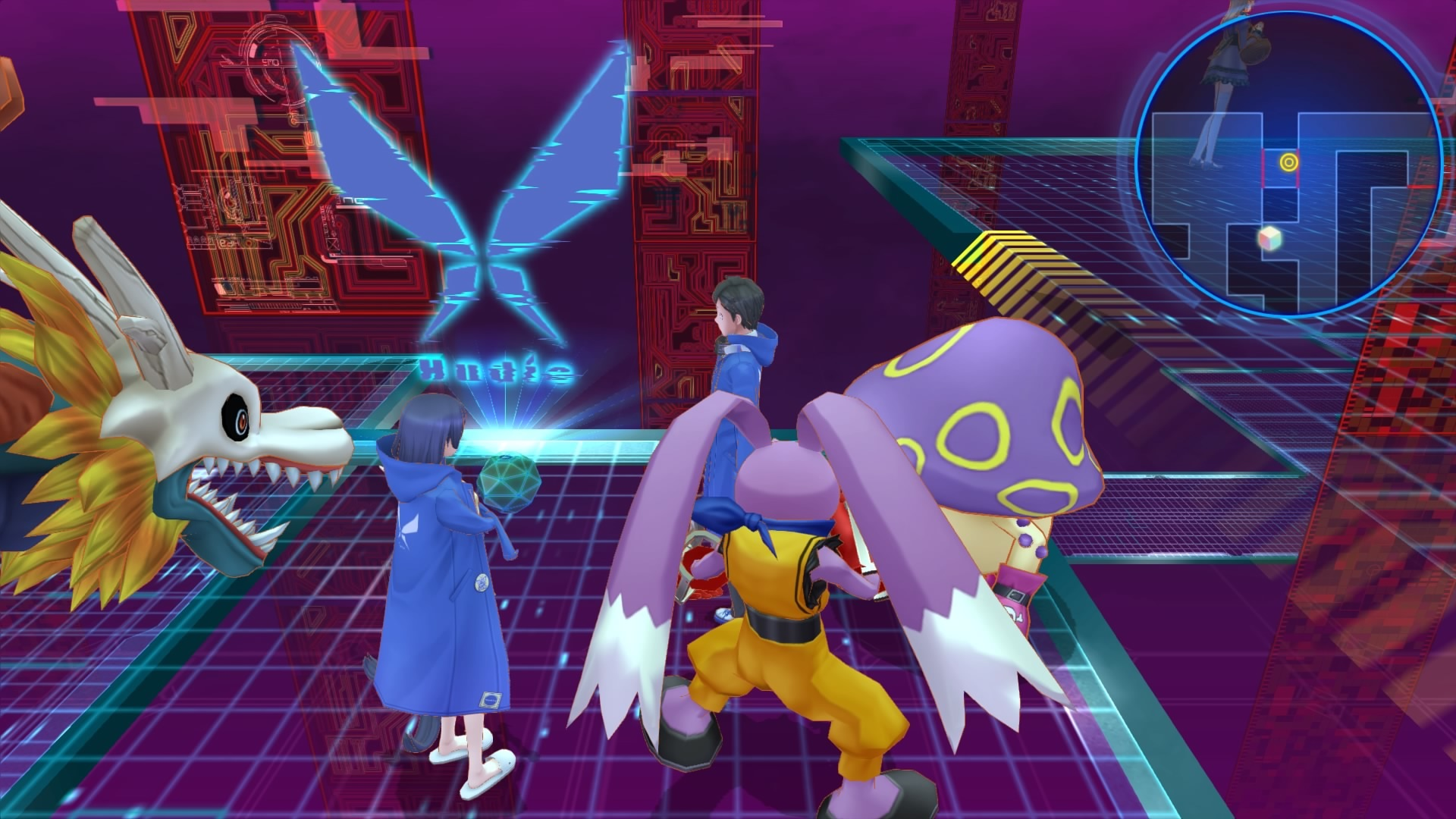 Pictures Of Digimon Story Cyber Sleuth Hacker S Memory 3 4