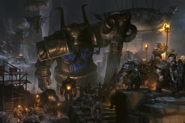 New SpellForce 3: Soul Harvest trailer shows off Dwarves