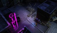 Shadowrun Online on Ouya