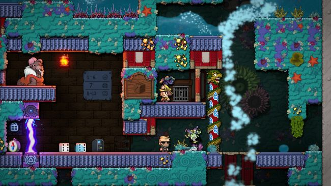 Spelunky 2 to land in September with online multiplayer