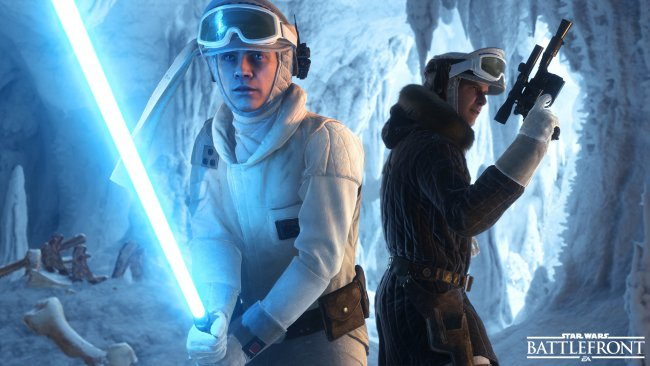 Earn double XP in Star Wars Battlefront this weekend