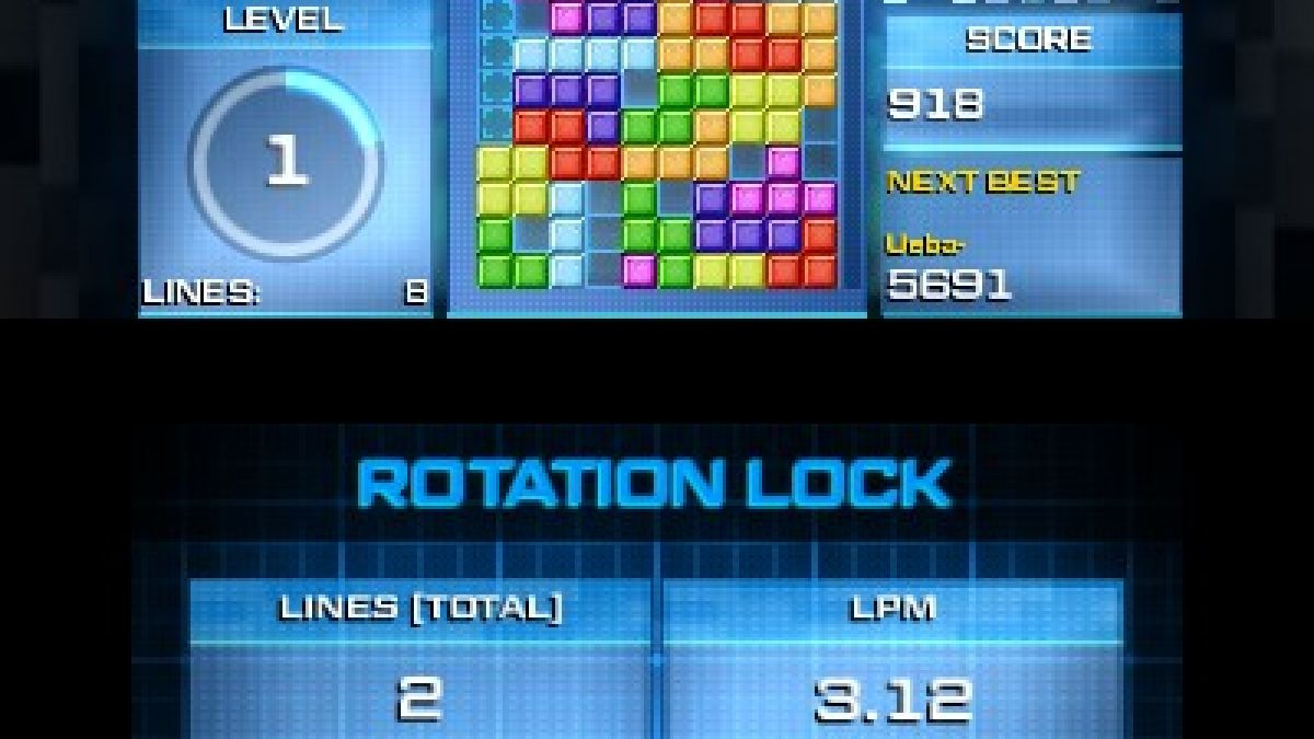 Tetris Ultimate Review - Gamereactor