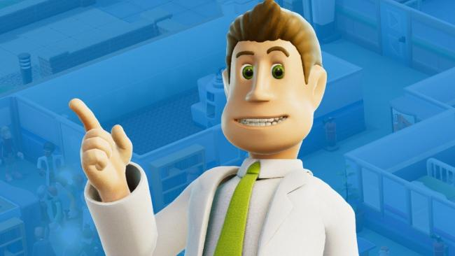 Two Point Hospital is coming to console later this year