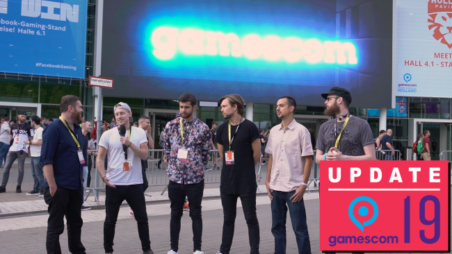 Here is our Day 2 update from Gamescom 2019