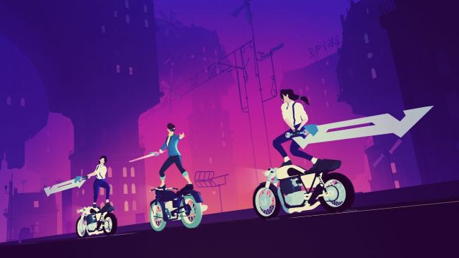 Simogo's Sayonara Wild Hearts announced for Xbox One