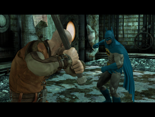 Warner Bros. have announced a new update to Batman: Arkham City Lockdown. t