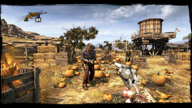 Call of juarez: gunslinger game guide & walkthrough | gamepressure. Com.