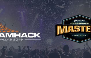 Corsair DreamHack Masters groups for Dallas confirmed