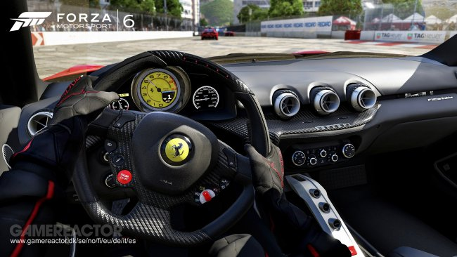 Forza Motorsport 6 Hands-on