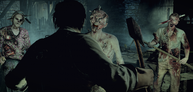The Evil Within debuts at No.2 in UK charts
