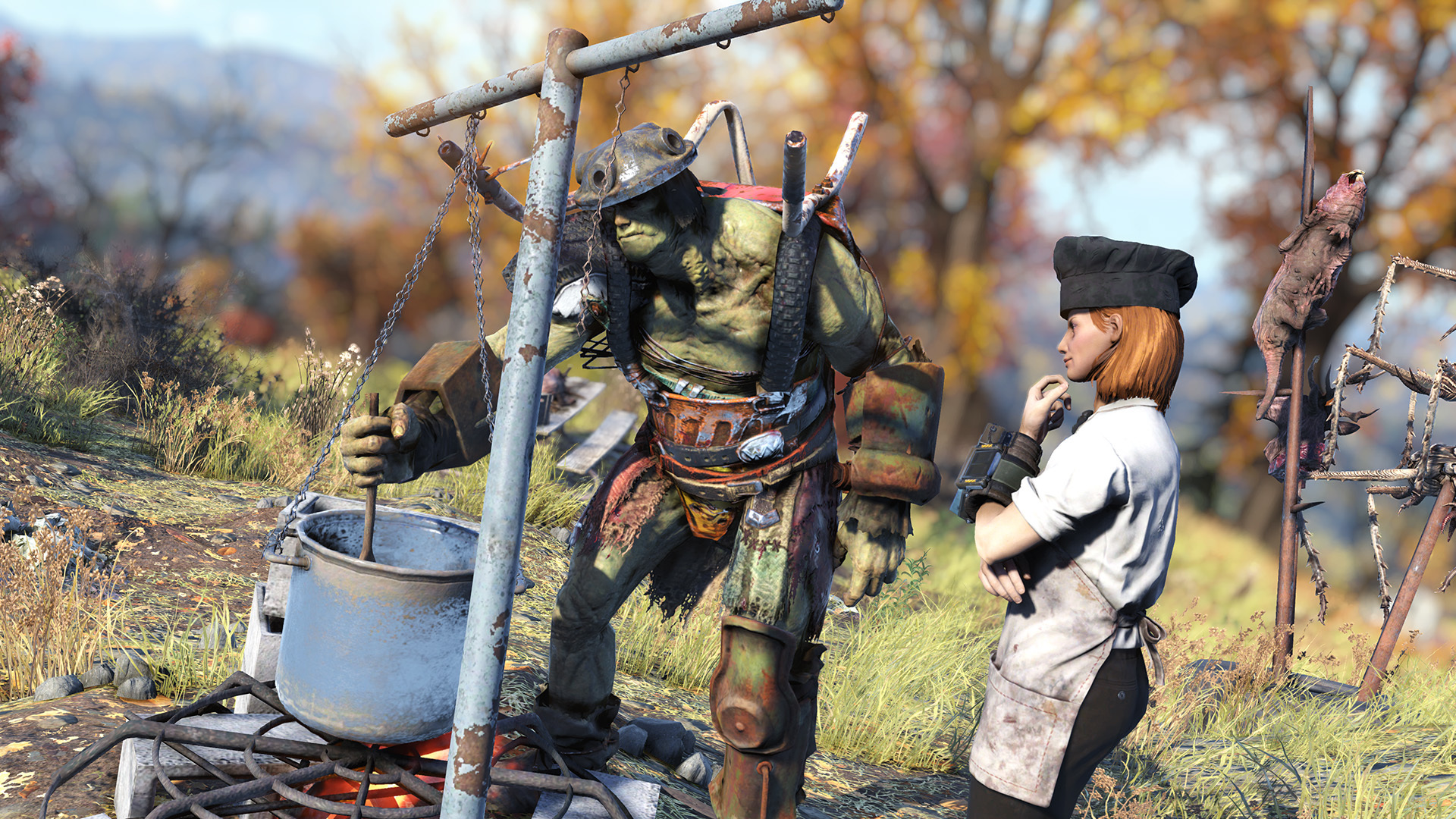 Meat Week cooks up a storm in Fallout 76 this month