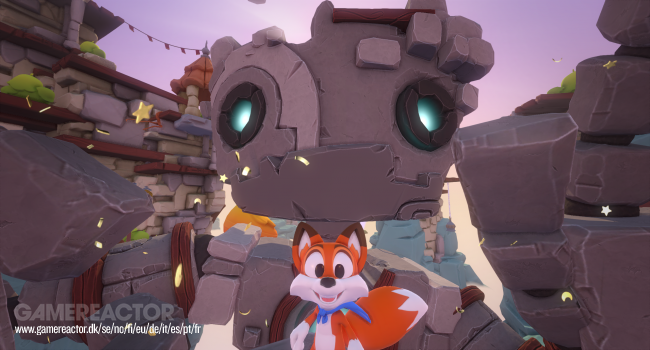 Super Lucky's Tale - Xbox One X Impressions