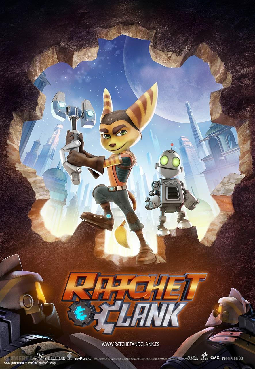 Pictures Of Ratchet Clank Movie Premieres April 28 29 1 1