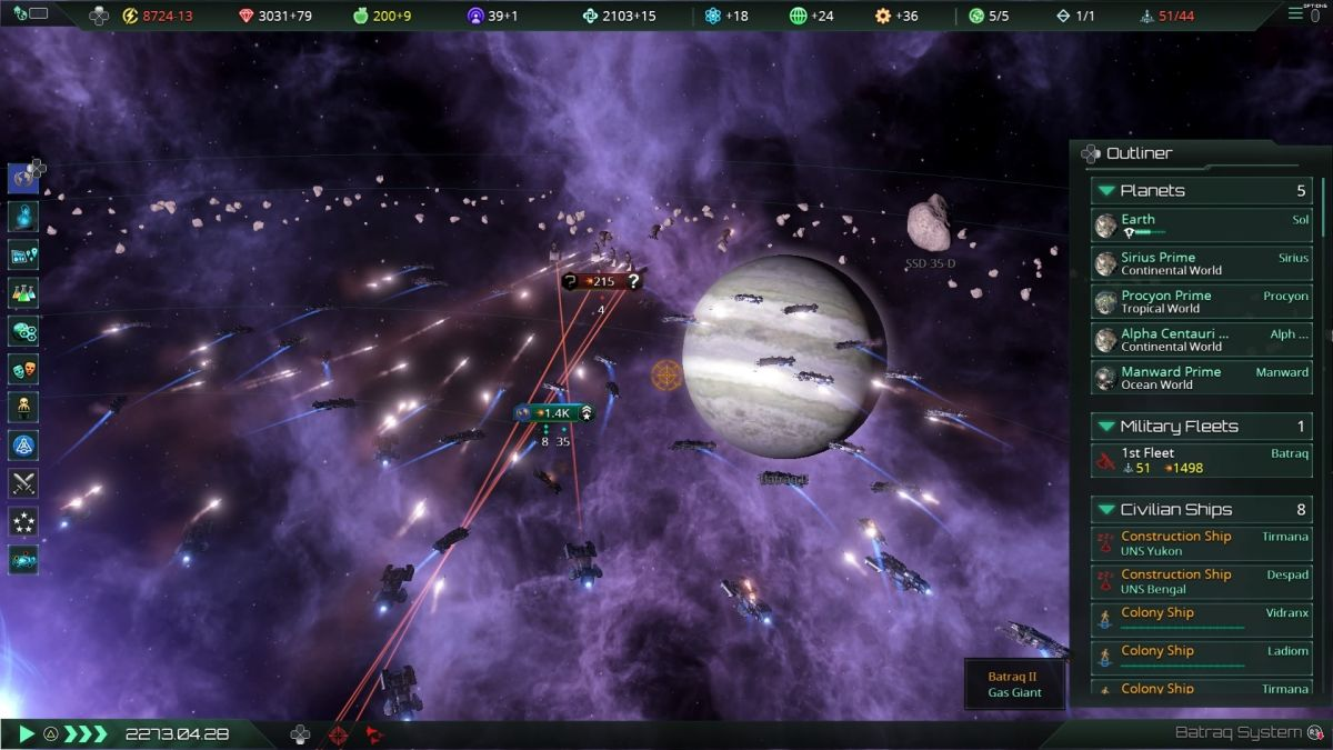 Stellaris: Console Edition Review - Gamereactor