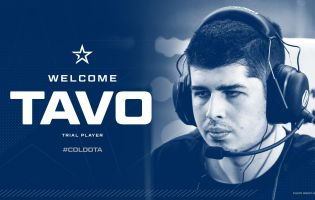 Tavo joins Complexity's Dota team on a trial basis
