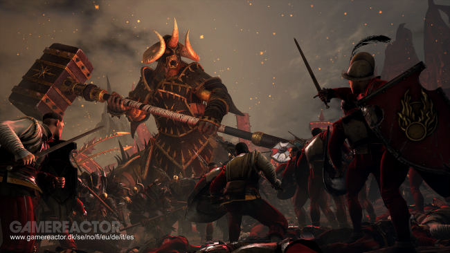 Why Total War: Warhammer isn't called Total Warhammer