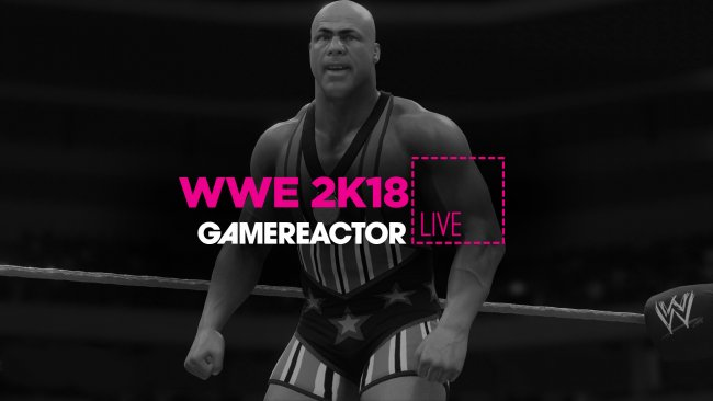 Today on GR Live: WWE 2K18
