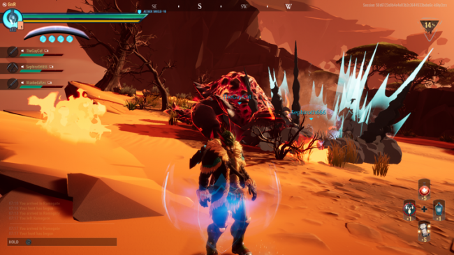 Dauntless Review - Gamereactor