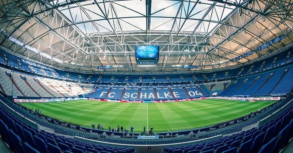 Schalke 04 To Introduce New Esports Team At Their Stadium League Of Legends Gamereactor