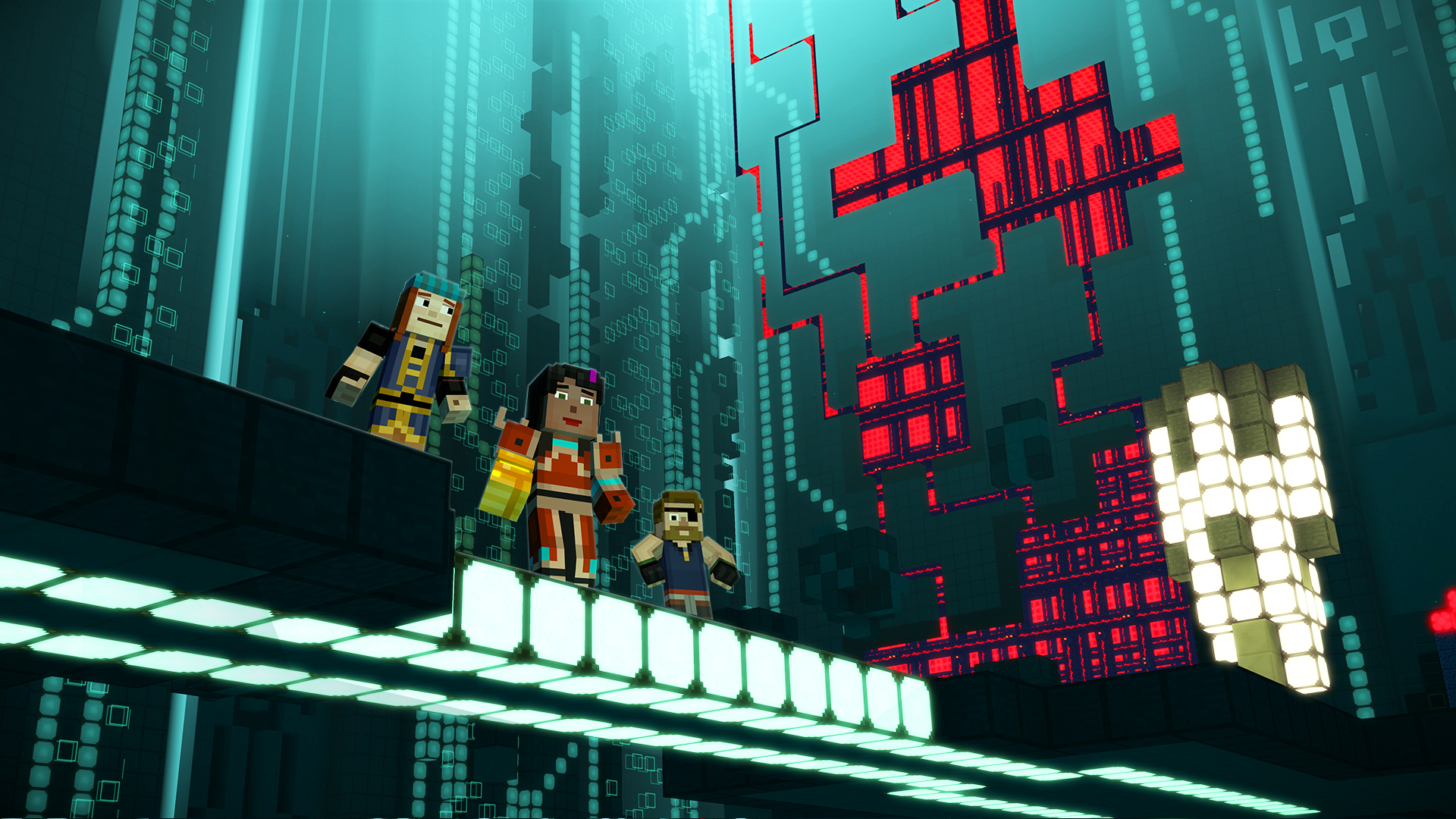 Pictures Of Minecraft Story Mode Season 2 5 12