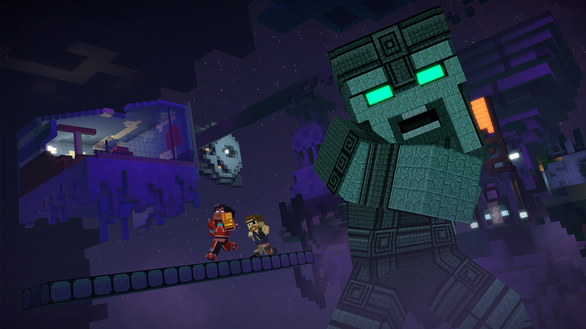 Pictures Of Minecraft Story Mode Season 2 S Final Episode Is
