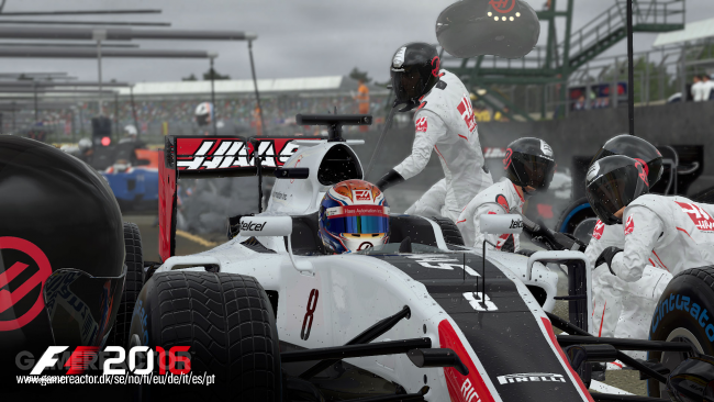 F1 2016 Campaign Hands-On