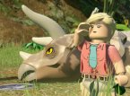 Lego Jurassic World stomps back to the top of the charts