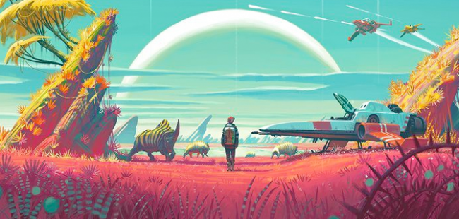 No Man's Sky won't require PS Plus membership to play
