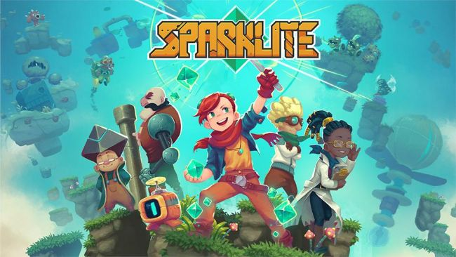 Sparklite lands with a launch trailer and discount