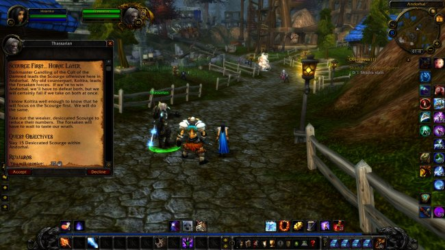 Pictures of World of Warcraft: Cataclysm 145/357