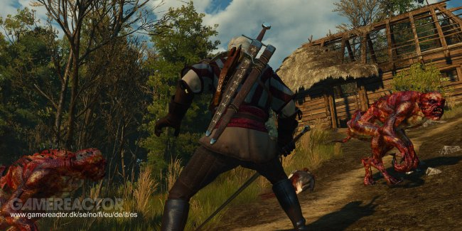 The Witcher 3 is heading to Xbox Game Pass