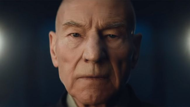 Star Trek: Picard's newest trailer reintroduces us to the icon