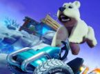 Crash Team Racing Nitro-Fueled shows off two racers