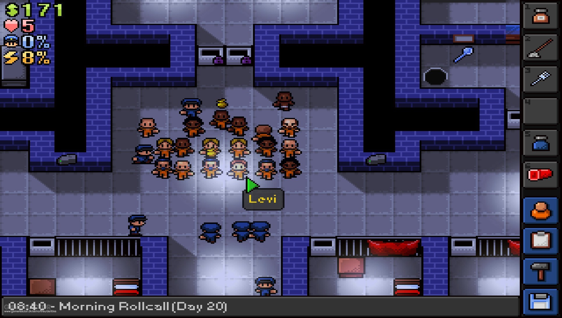 The Escapists Preview - Gamereactor