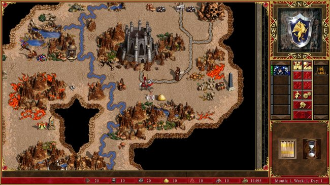 Heroes of Might and Magic 3 - Patchs musique