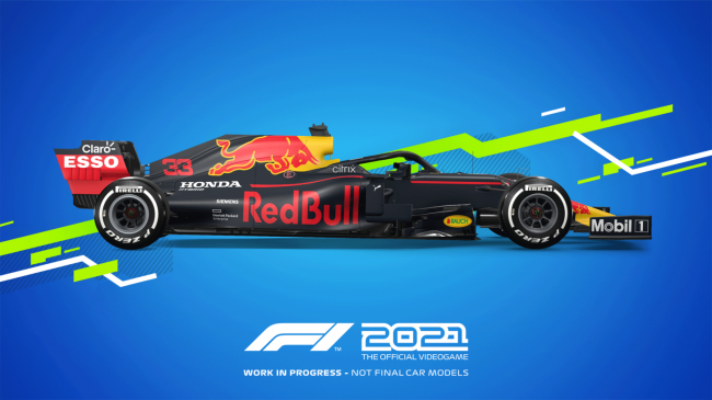 F1 2021 to release on July 16