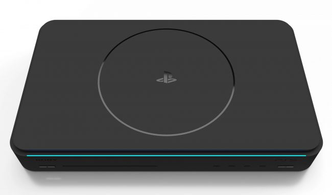 PS5 won't look like this, but we wouldn't mind it if it did