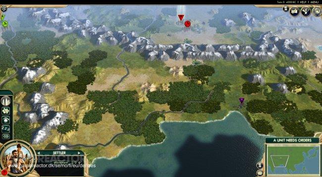 Randomised Civ V Map Pack released - Civilization V - Gamereactor