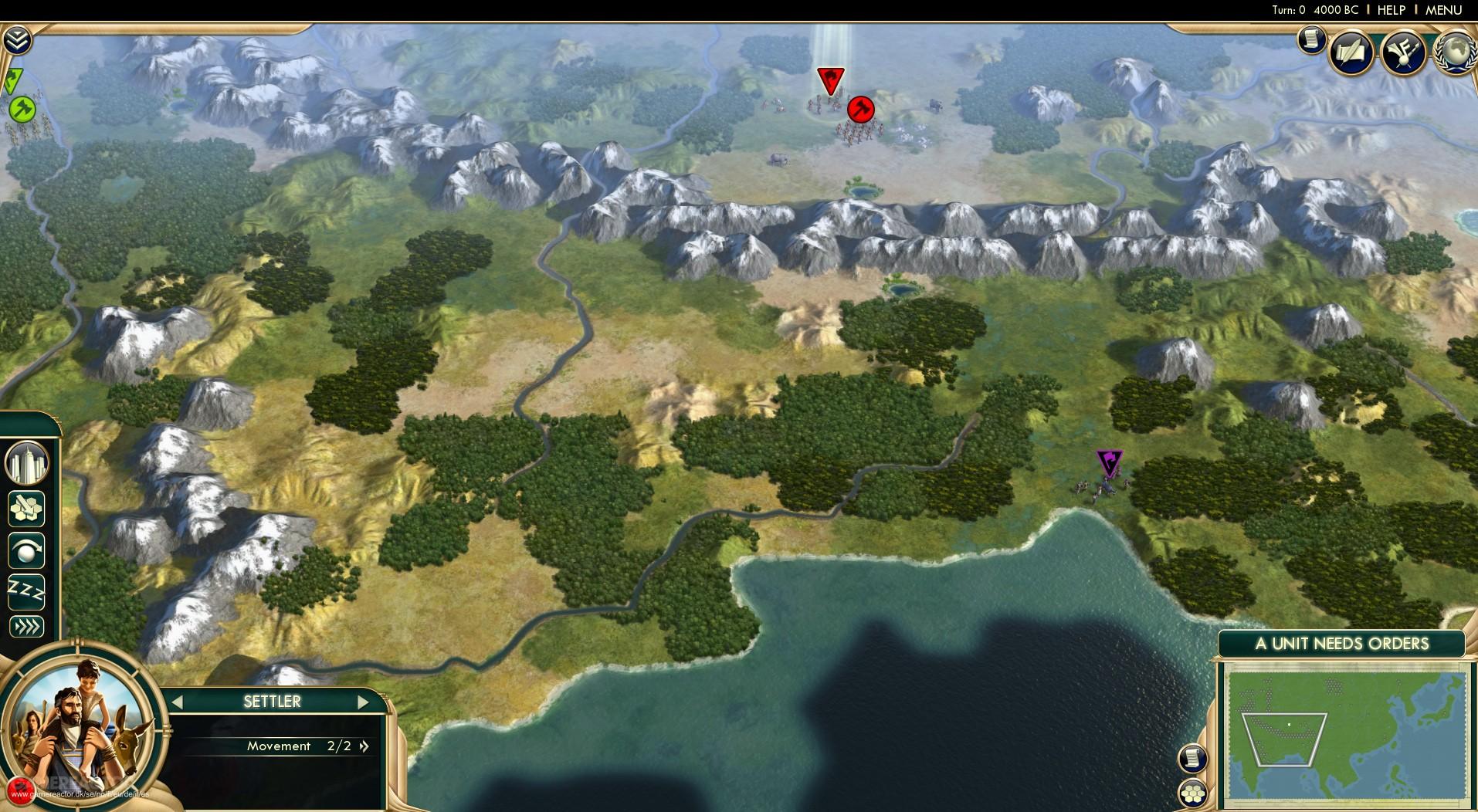 Randomised Civ V Map Pack Released Civilization V Gamereactor