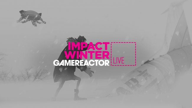 Today on GR Live we're playing Impact Winter on PS4