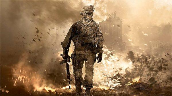This is how Call of Duty: Legends of War looks on mobile