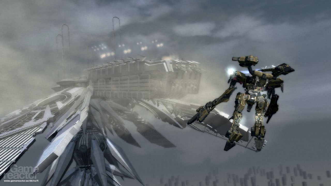 Best 38 Armored Core V Wallpaper On Hipwallpaper Armored Core
