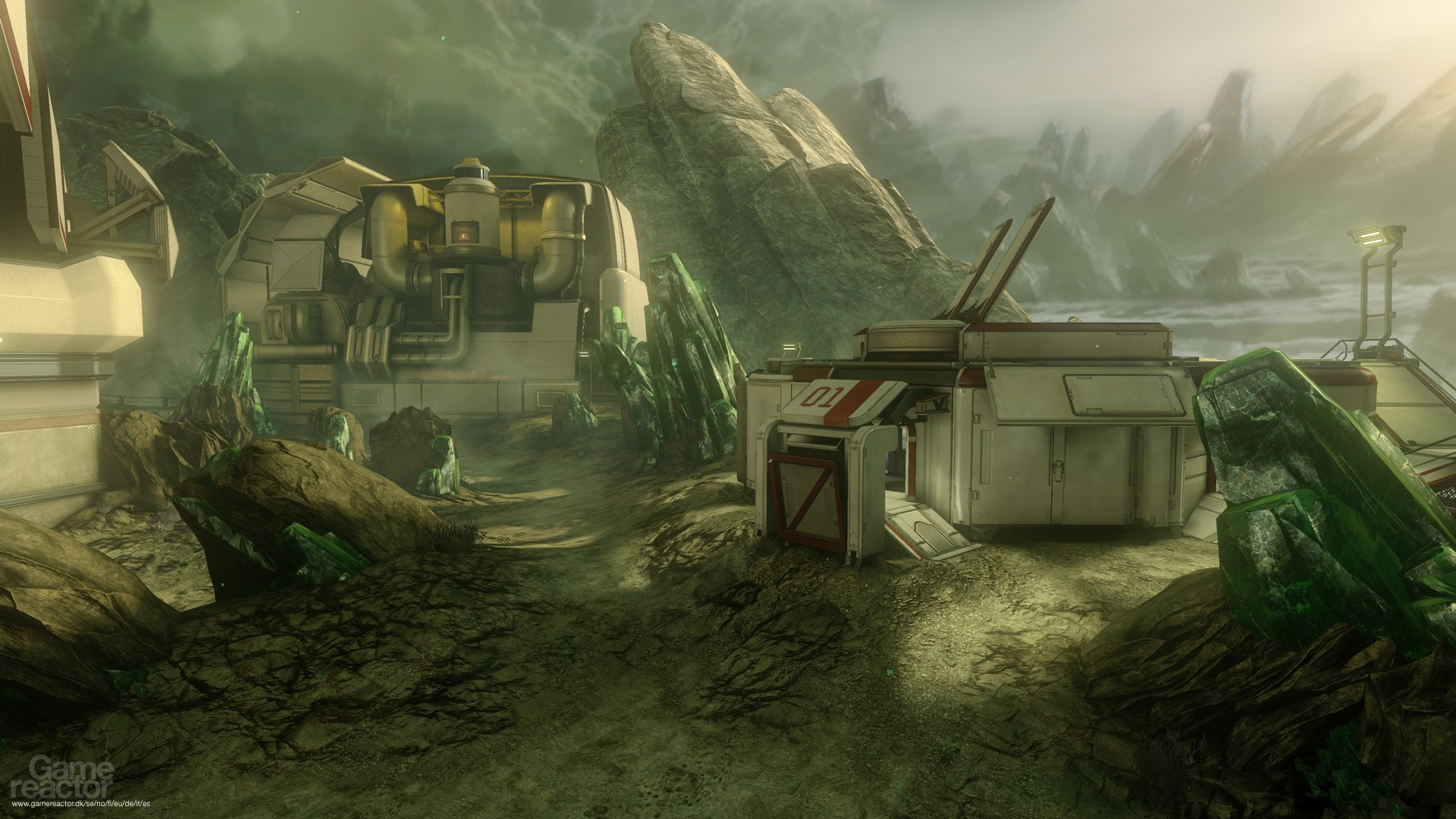 Pictures Of Halo 4 Crimson Map Pack 20 20