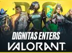 Dignitas enters the world of competitive Valorant