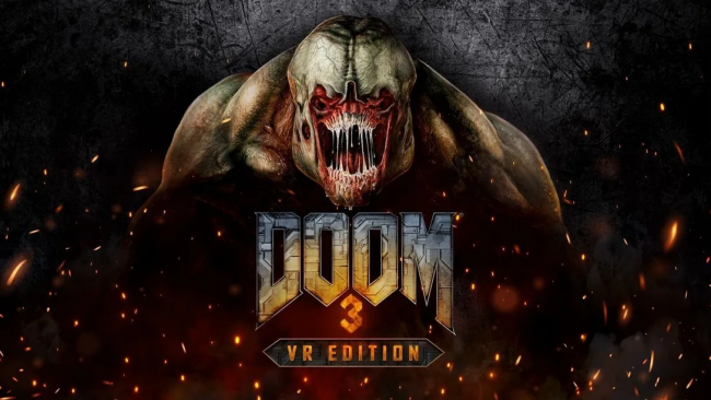 Doom 3 is heading to PlayStation VR with improvements